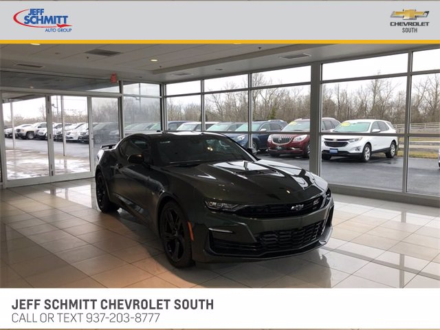New 2020 Chevrolet Camaro 2SS RWD 2dr Car