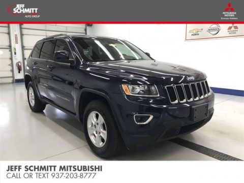 Pre-Owned 2016 Jeep Grand Cherokee Laredo 4WD Sport Utility