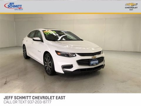 Certified Pre-Owned 2017 Chevrolet Malibu LT FWD 4dr Car
