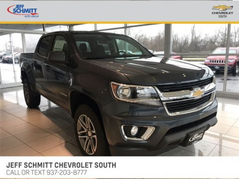 2020 Chevrolet Colorado LT
