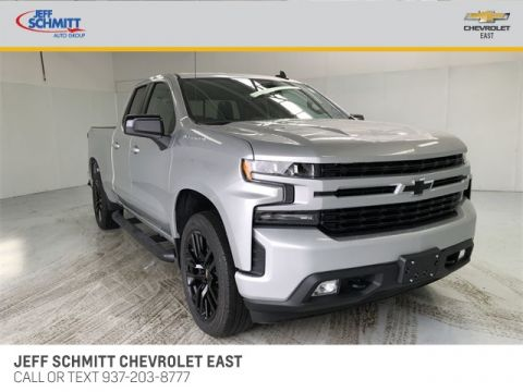 New 2019 Chevrolet Silverado 1500 RST 4WD Double Cab
