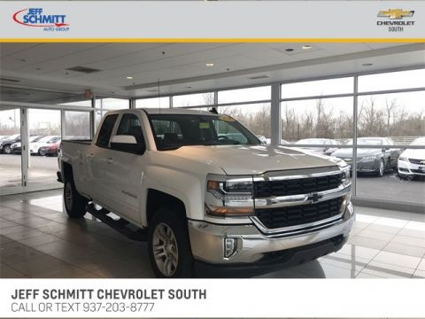 Certified Pre-Owned 2016 Chevrolet Silverado 1500 LT 4WD 4D Double Cab