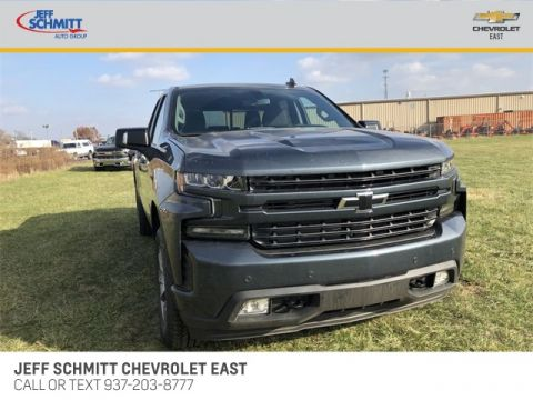 New 2020 Chevrolet Silverado 1500 RST 4WD Double Cab