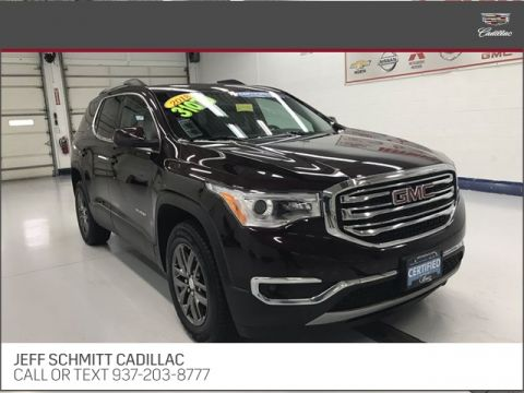 Pre-Owned 2018 GMC Acadia SLT-1 FWD 4D Sport Utility