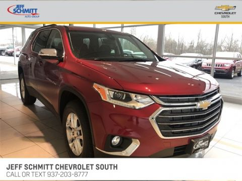 2020 Chevrolet Traverse LT