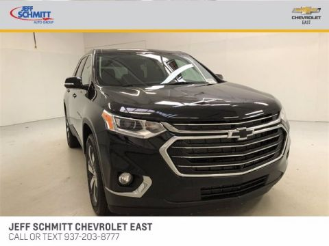 2020 Chevrolet Traverse LT Leather