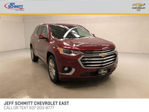 New 2020 Chevrolet Traverse High Country Awd 4d Sport Utility