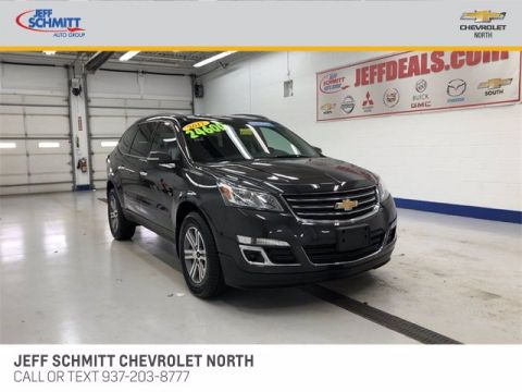 Certified Pre-Owned 2017 Chevrolet Traverse LT FWD Sport Utility
