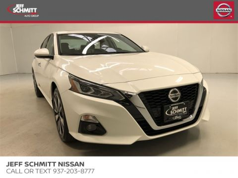 New 2020 Nissan Altima 2.5 SL AWD 4D Sedan