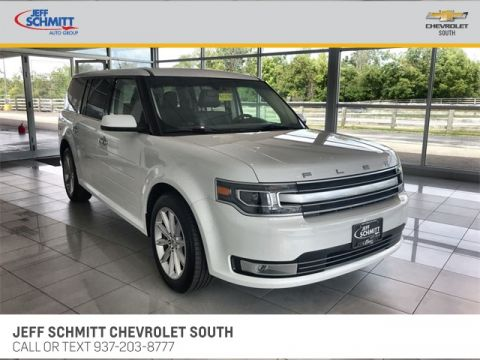 Pre-Owned 2019 Ford Flex Limited AWD 4D Sport Utility