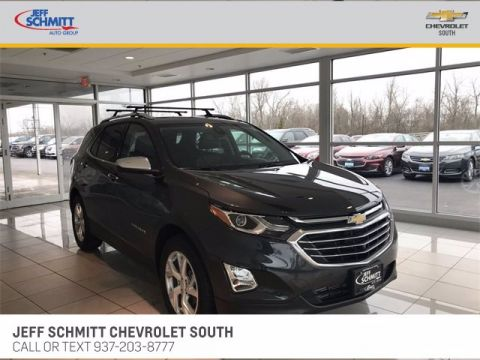 New 2020 Chevrolet Equinox Premier FWD Sport Utility