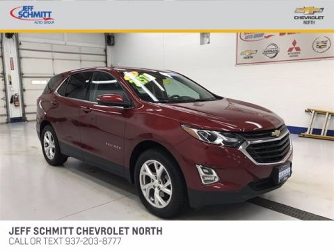 Certified Pre-Owned 2018 Chevrolet Equinox LT FWD Sport Utility