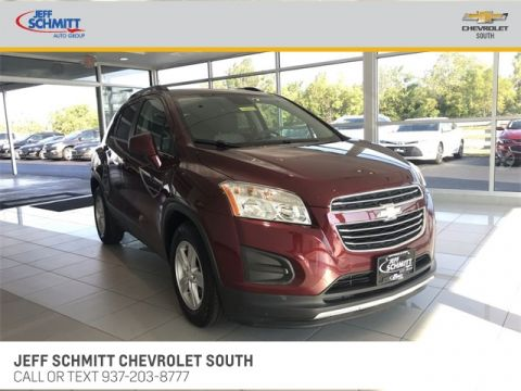 Certified Pre-Owned 2016 Chevrolet Trax LT FWD 4D Sport Utility