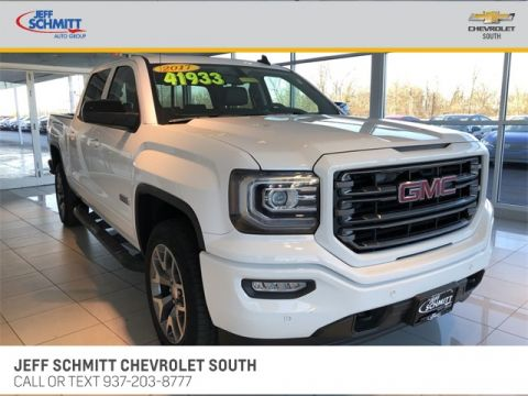 Certified Pre-Owned 2017 GMC Sierra 1500 SLT 4WD 4D Crew Cab