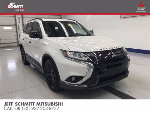 New 2020 Mitsubishi Outlander SP FWD Sport Utility