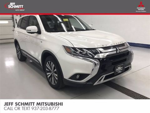 New 2019 Mitsubishi Outlander GT 4WD Sport Utility