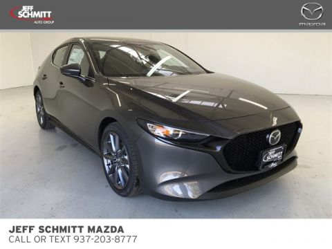 Certified Pre-Owned 2019 Mazda3 Preferred FWD 4D Hatchback