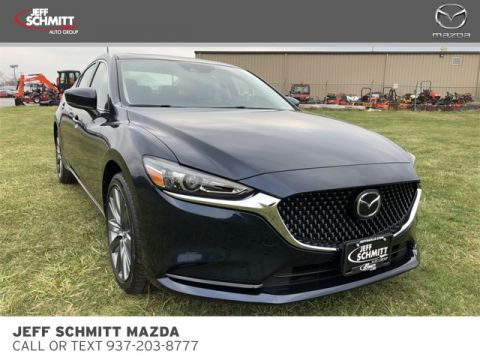 New 2020 Mazda6 Touring FWD 4D Sedan