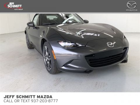 New 2019 Mazda Miata Grand Touring RWD 2D Convertible