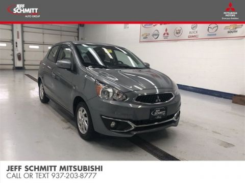 New 2019 Mitsubishi Mirage SE FWD Hatchback